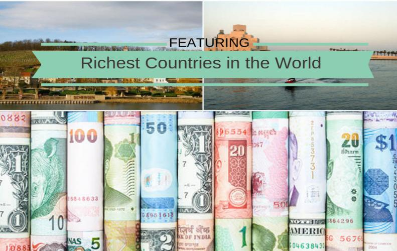Richest Countries in the World According to Their GDP