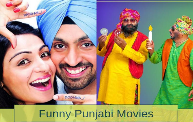 Funny Punjabi Movies | A Roller Coaster Ride of Laughter