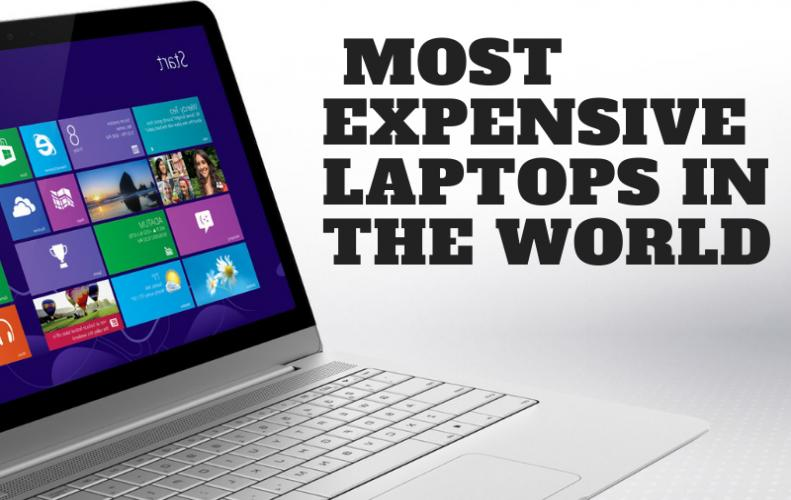 List of Most Expensive Laptops in the World