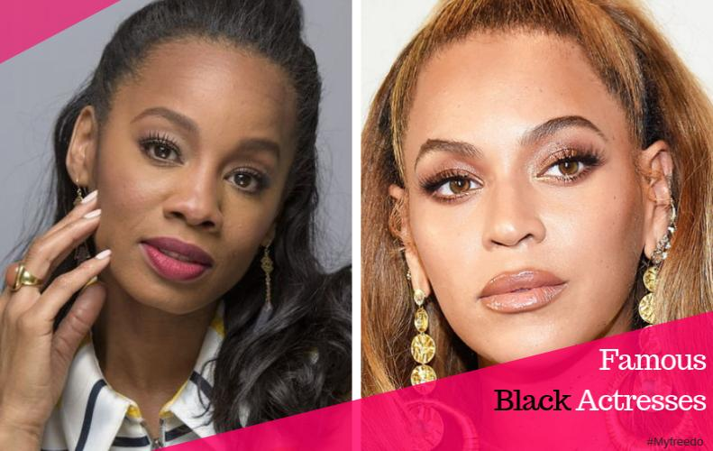 Famous Black Actresses Around the World - List of Top 25