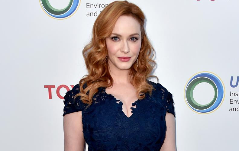 Life Story of Christina Hendricks Before She Was Famous