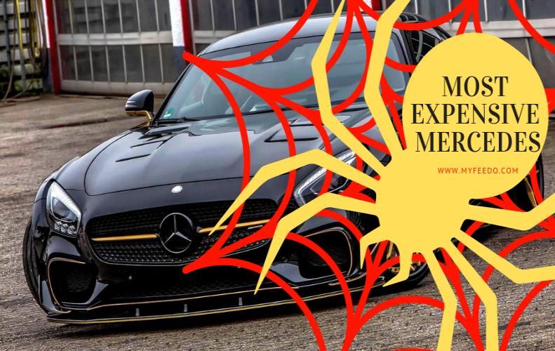 Top 10 Most Expensive Mercedes in the World 2018