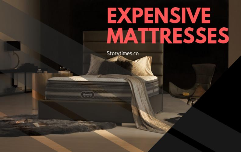 The Most Expensive Mattress in 2018...