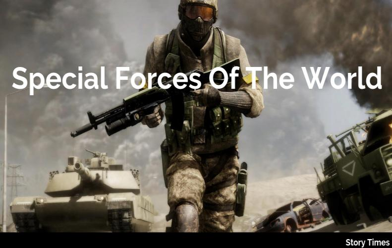 Top 10 Best Special Forces of the World...