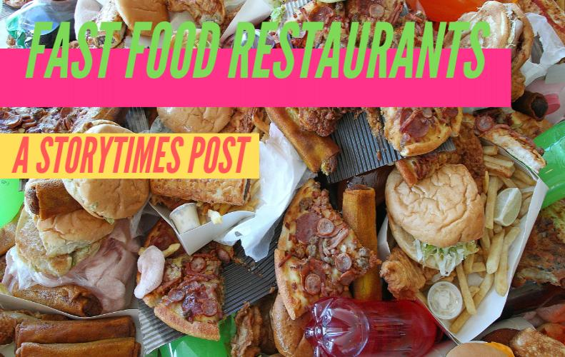Top 7 Fast Food Restaurants In The World...