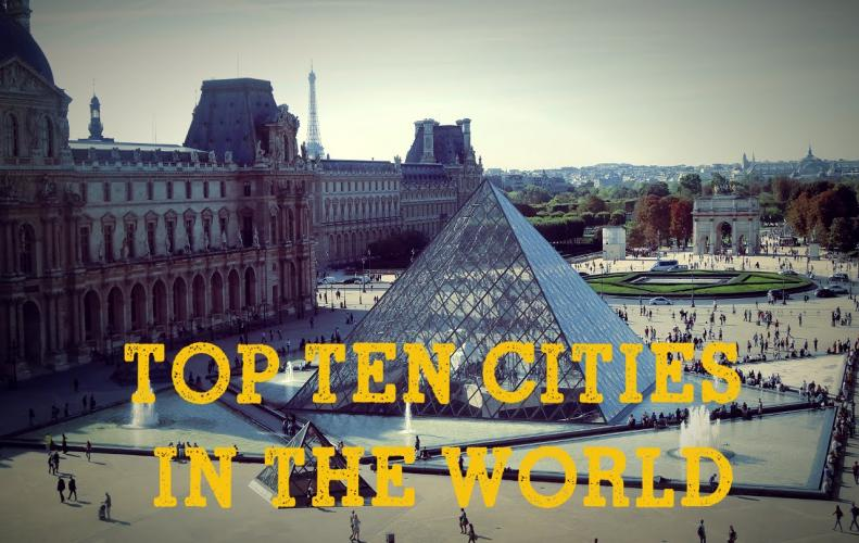 Most Beautiful Cities in the World | The List of Top 10