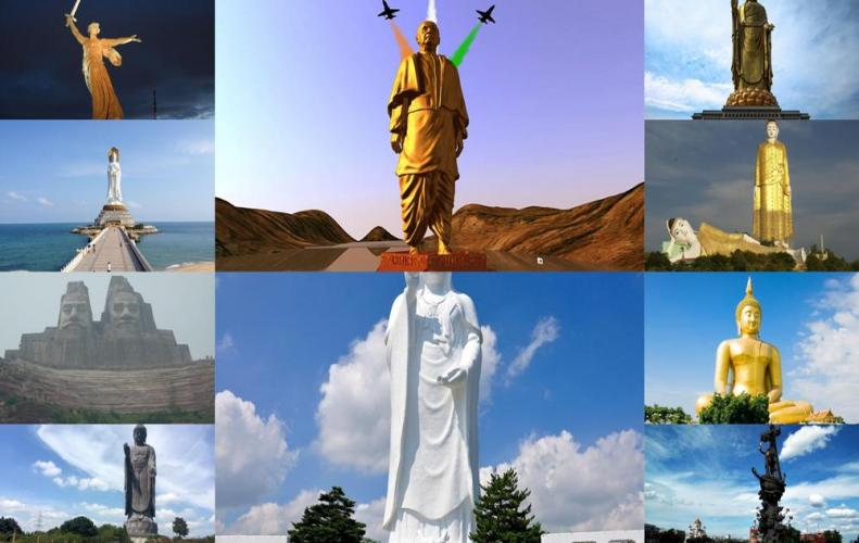 Tallest Statues in the World | The List of Top 10