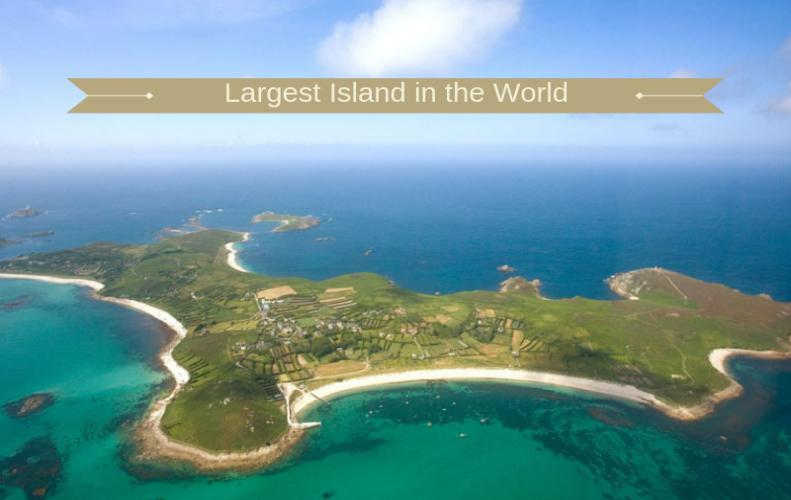 Largest Island in the World | The List of Top 10