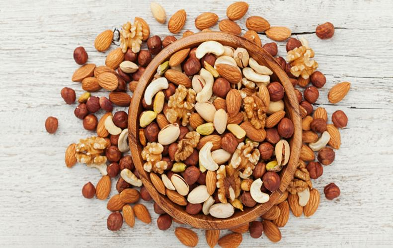 Best 5 Most Nutritious Nuts For Your Health...