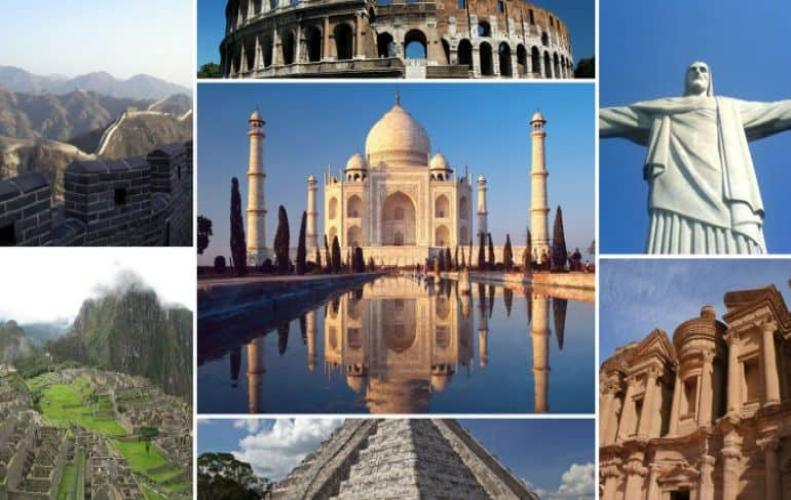 Ancient Architecture that are Surprisingly Amazing | The List of Top 10