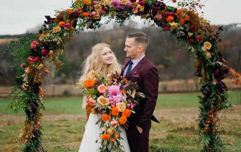 World's Most Popular Flower For Weddings