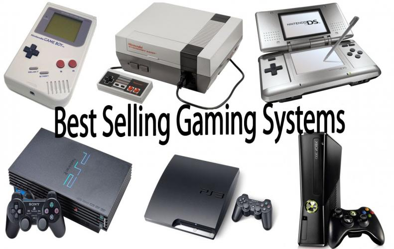 Top Selling Game Consoles of all Time | The List of Top 10