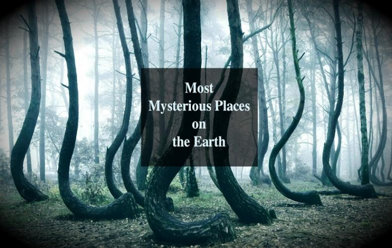 Most Mysterious Nature Based Places from All over the World