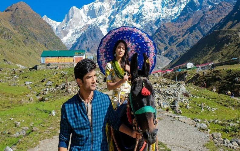 Have a Look at These Tweets Before Booking a Show For 'Kedarnath'