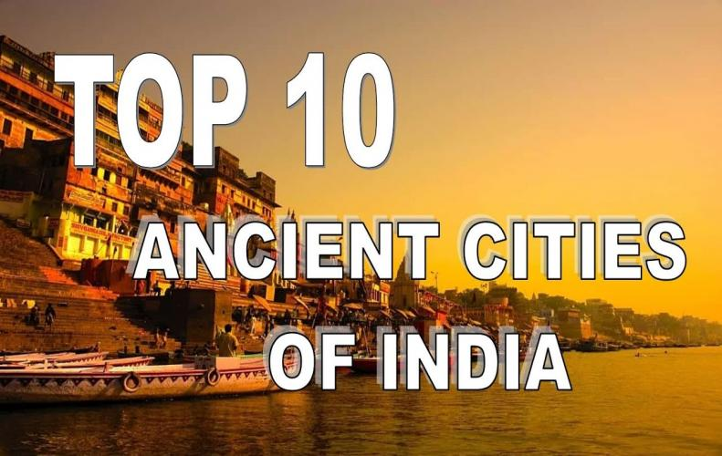 Ancient Cities of India that Actually Existed in the Past