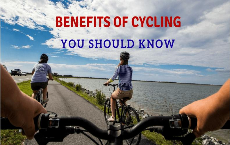 Amazing Benefits of Cycling that will Force You to Start Right Away