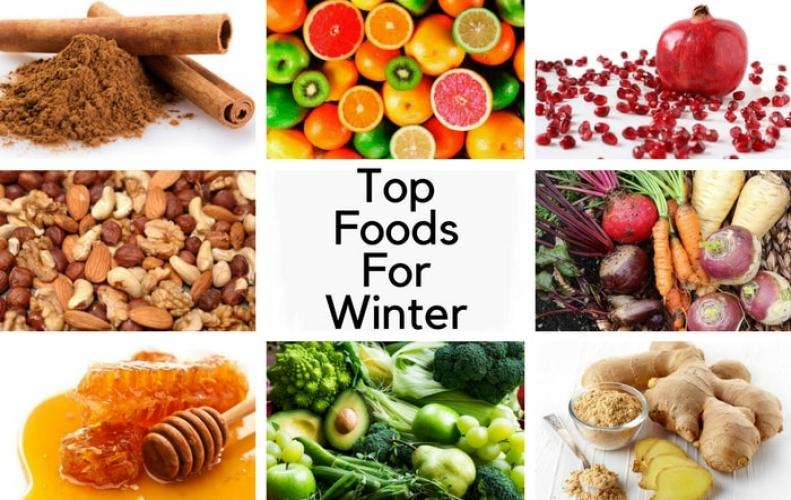 This Chilling Winter Try These Foods to Get Warmer Feeling