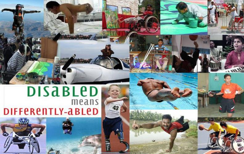 Differently-Abled People who Proved Impossible is Just a Word