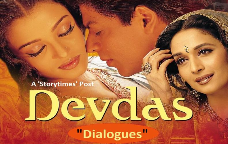 Top 15 Popular Dialogues From Shah Rukh Khan's Devdas