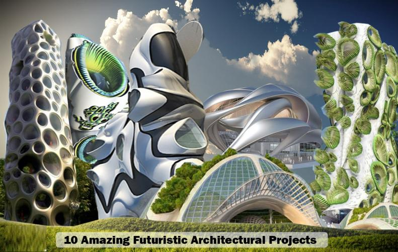 Futuristic Architecture that are Waiting for Us in Coming Years