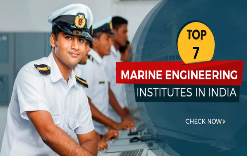 Best Marine Engineering Colleges in India | The List of Top ...