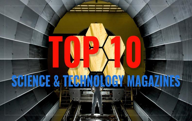 Most Famous Technical Magazines | The List of Top 10...