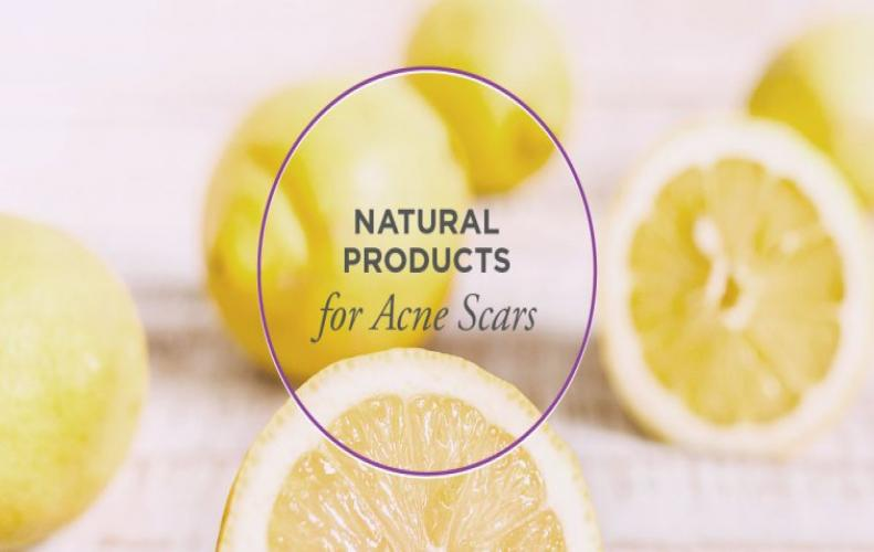 Ingredients That Will Save You From Stubborn Acne Scars