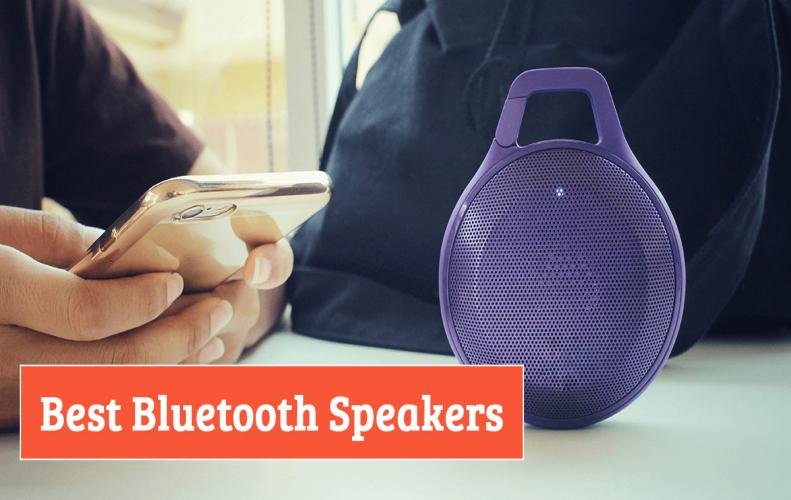 Best Budget Portable Speakers in India in 2019