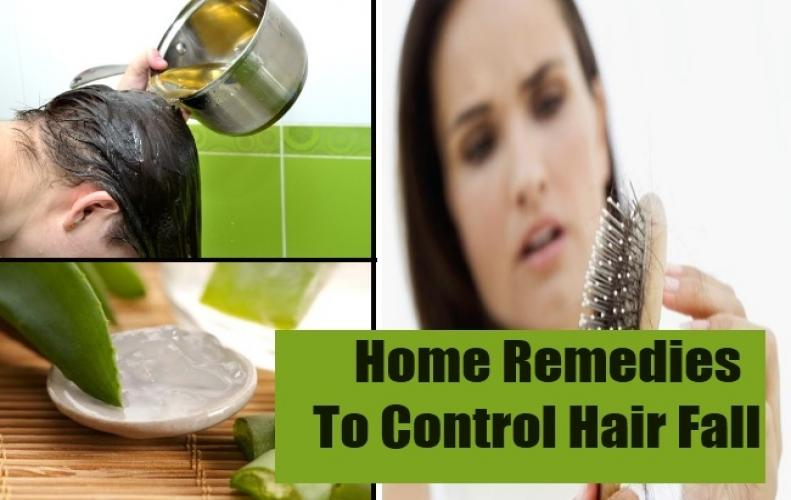 Easy Natural Home Remedies for Hair Loss or Alopecia