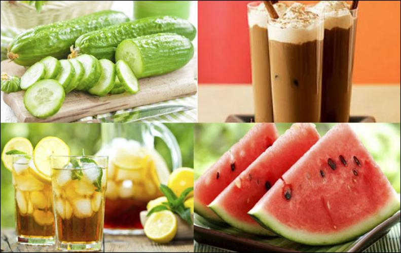 Best Foods for Summer that will Help You to Stay Hydrated Always
