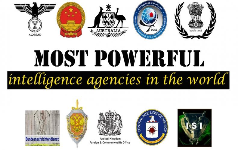Most Powerful Intelligence Agencies in the World | The List of Top 10