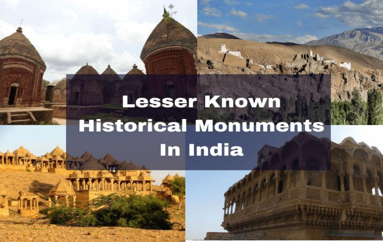 Ancient Historical Sites of India that are Lesser Known but Must Visit