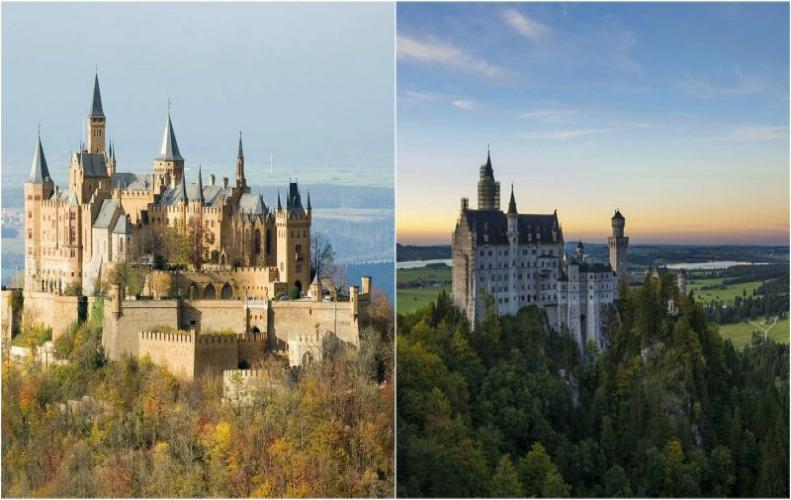 Most Popular Castles in the World that will Give You Royal Feel