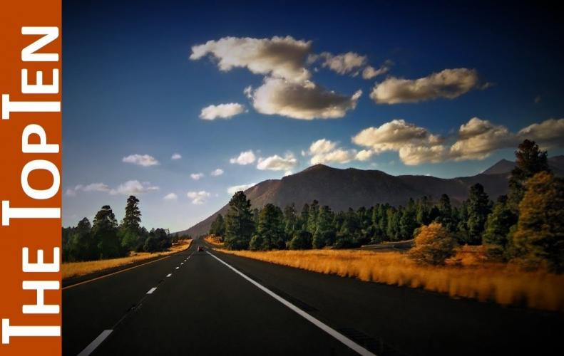 Most Beautiful Highways in the World | The List of Top 10