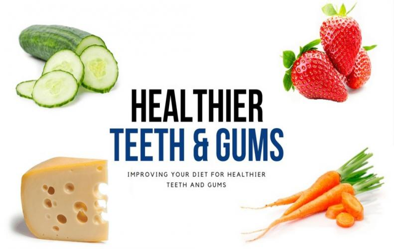 Top Food Items that are Very Useful to Provide You Healthy Gums and Strong Teeth