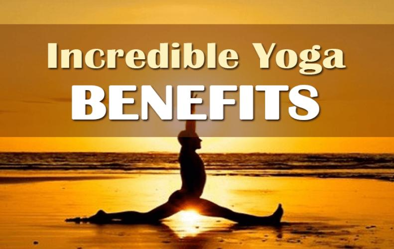Amazing Health Benefits of Yoga | The List of Top 10