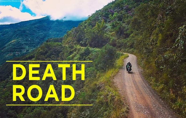 Most Dangerous Roads in the World | The List of Top 10