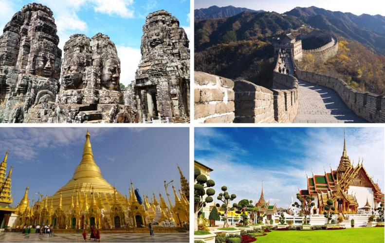 Most Beautiful Hidden Places in Asia | The List of Top 10