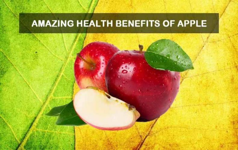 Amazing Health Benefits of Apples | The List of Top 10