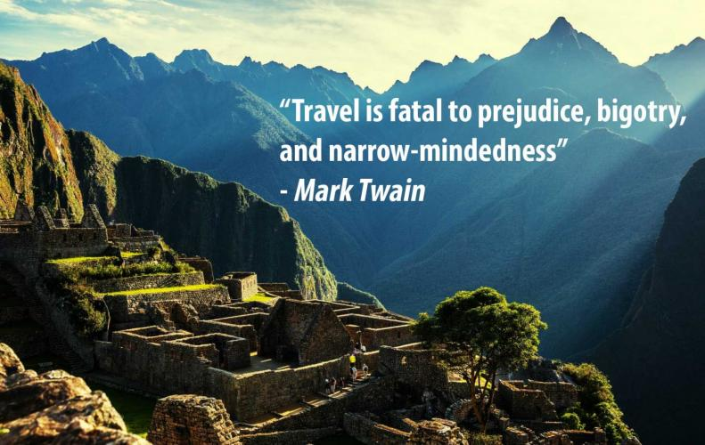 Best Travel Quotes that will Inspire You to Roam the World