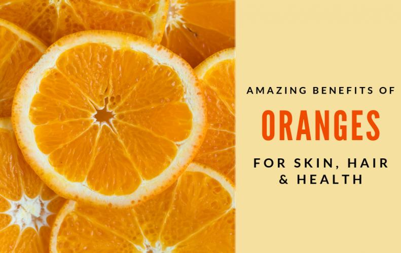 Amazing Health Benefits of Oranges | The List of Top 10
