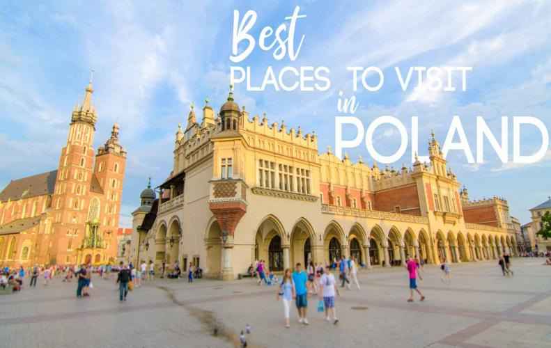 Most Popular Places to Visit in Poland that will Make Your Trip Memorable