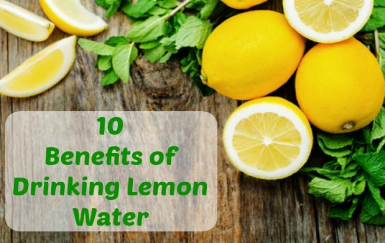 Most Amazing Health Benefits of Taking Lemon Water Every day