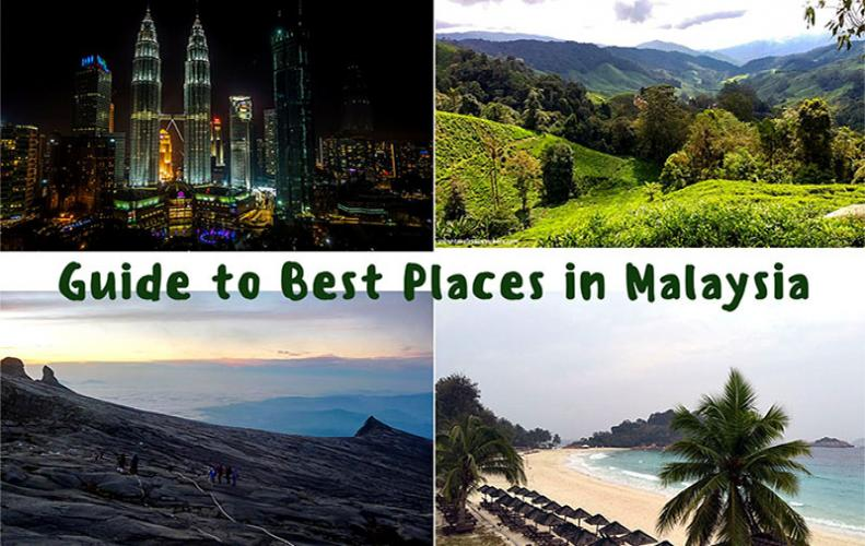 Best Places to Visit in Malaysia for an Amazing Natural Experience