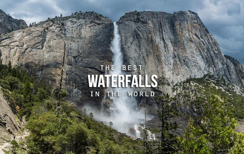 Most Beautiful Waterfalls in the World that are Must Visit