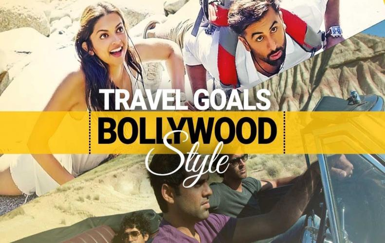 Top Bollywood Movies that Really Inspire Us to Travel and Enjoy Life