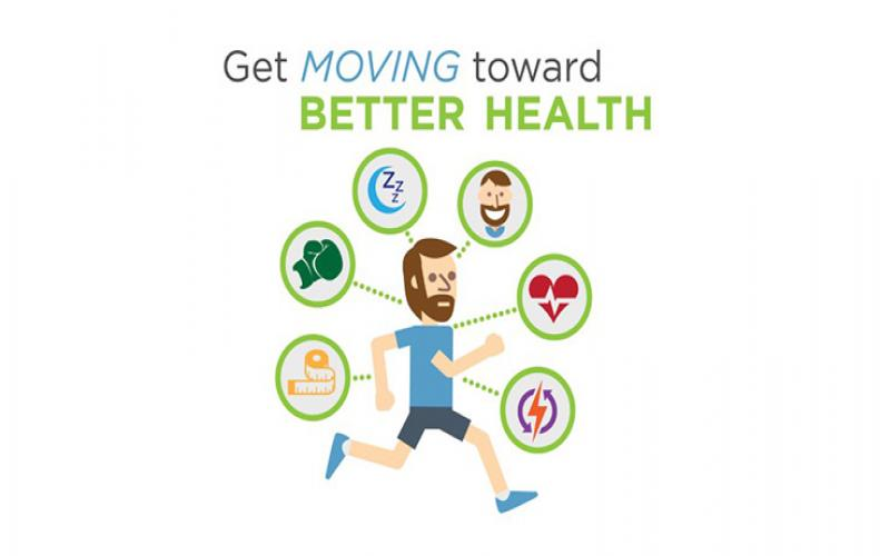 Amazing Health Benefits of Regular Physical Activity | The List of Top 10