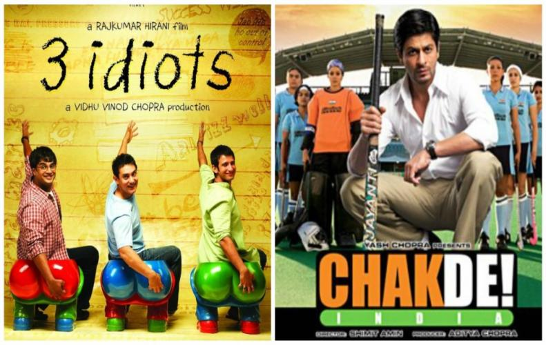 Most Inspirational Bollywood Movies of All Time | The List of Top 10