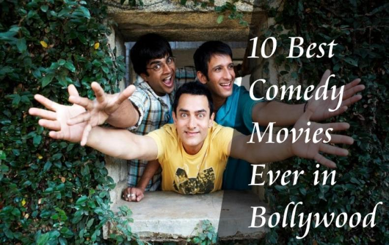 Best Bollywood Comedy Movies of All Time | The List of Top 10