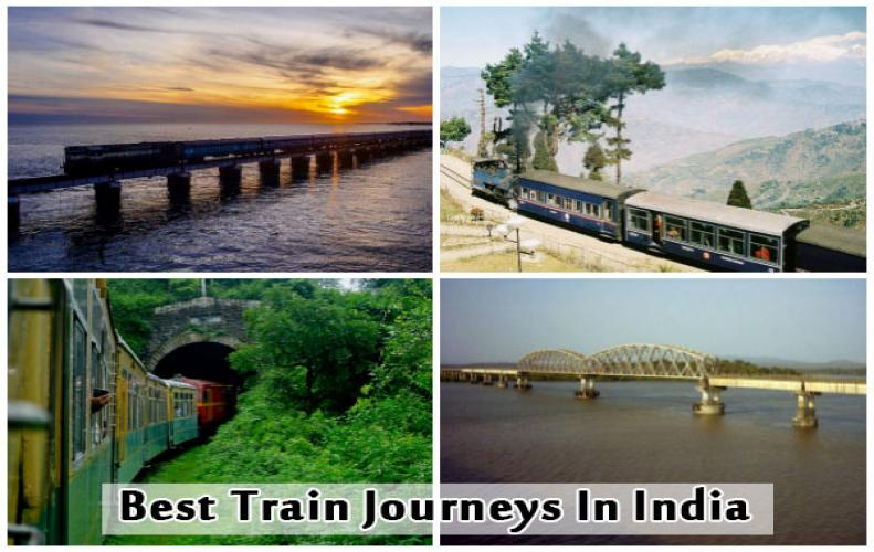 Most Beautiful Train Journeys in India | The List of Top 10
